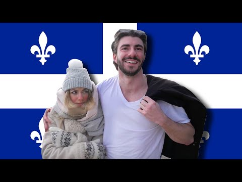You Know You're Dating a Quebecois (French-Canadian) Man When...