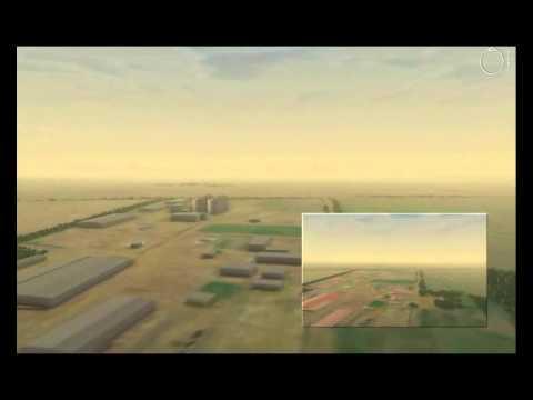 Иннотер - Трехмерная модель сельскохозяйственной фермы в Анголе / Innoter - 3D farms in Angola