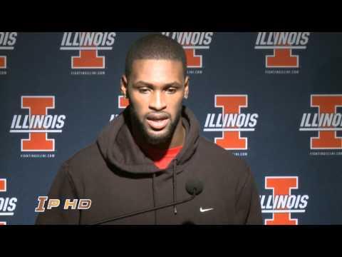 AJ Jenkins Talks Minnesota 11-22-11