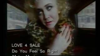 Love 4 Sale - Do You Feel So Right-video-Led remix-1994