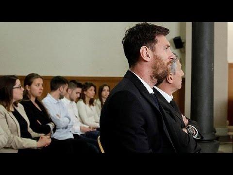 Procès Messi : relaxe demandée par le parquet, l'avocat du fisc maintient ses accusations