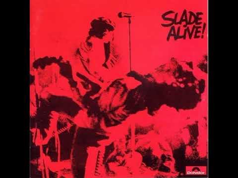 SLADE 1972   Alive! Hi Fi Stereo