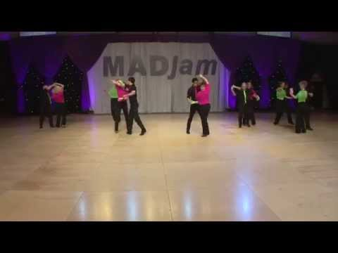 MADjam 2013 Teams Swingin in the Rain