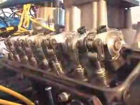 Springless Valvetrain For Push Rod Engines Youtube
