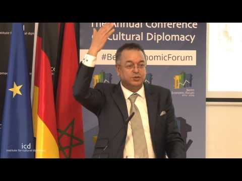 Lahcen Haddad (Minister of Tourism of Morocco)