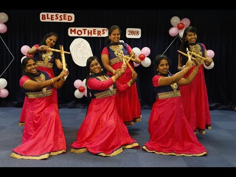 ETAC Mothers' Day Celebration - Dance Performance by Bedok Preaching Point