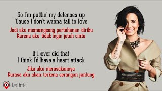 Heart Attack - Demi Lovato (Lirik Lagu Terjemahan)