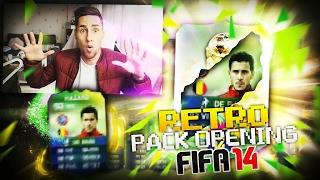 UN ÉNORME JOUEUR - RETRO FIFA COUPE DU MONDE PACK OPENING !!!