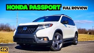 2019 Honda Passport: FULL REVIEW + DRIVE | More Than a Shortened Pilot?