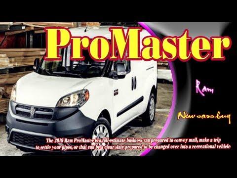 2019 ram promaster | 2019 ram promaster redesign | 2019 ram promaster van | new cars buy