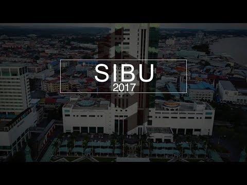 Sibu BASE jumping 2017