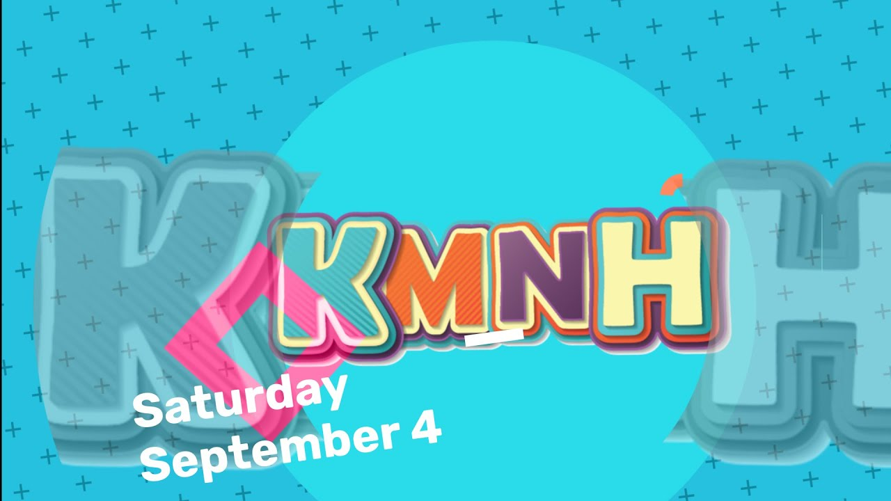 Kids Making the News Happen for Saturday, September 4