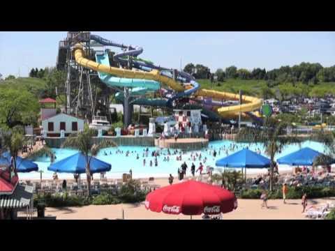 Six Flags Great America's Hurricane Harbor