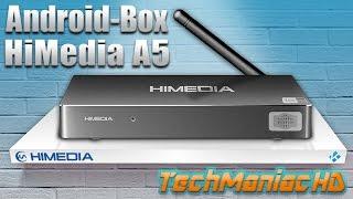 HiMedia A5 - Niepozorny lecz zaskakujący! Przystawka Android do TV