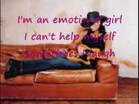 Terri Clark  Emotional Girl