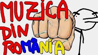 DE CE MUZICA DIN ROMANIA E DE CACAT (Parodie Animata)