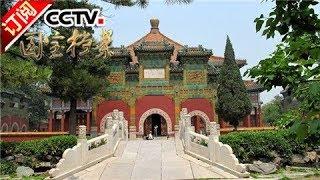 《国宝档案》 20170804 特别节目 探秘皇家园林 09:45 | CCTV-4
