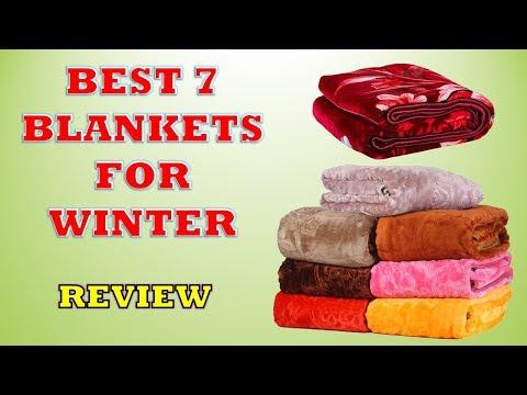Best 7 Blankets