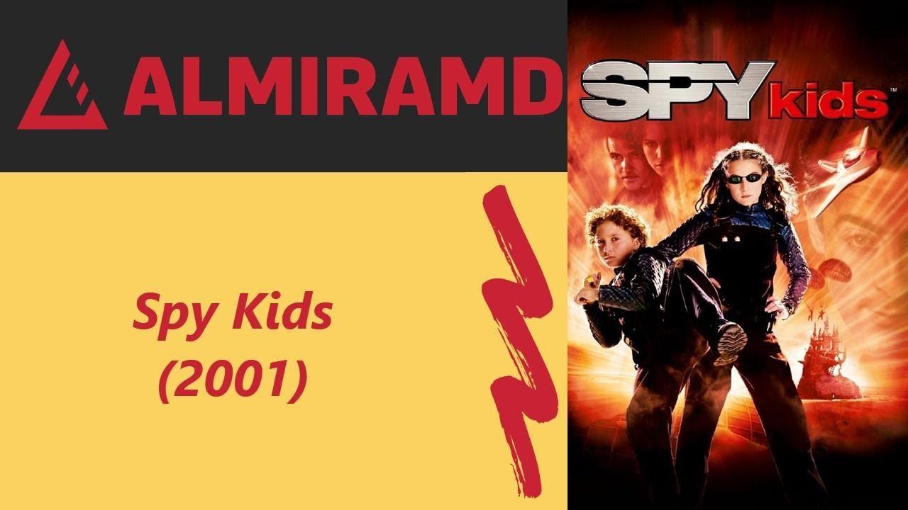 Download Spy Kids - 2001 Trailer
