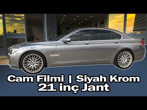 740i  21 inç Jant | Cam Filmi | Siyah Krom Detaylar | Vlog