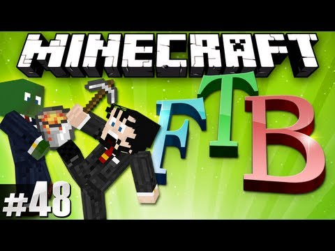 Minecraft Feed The Beast #48 - Venn Diagram