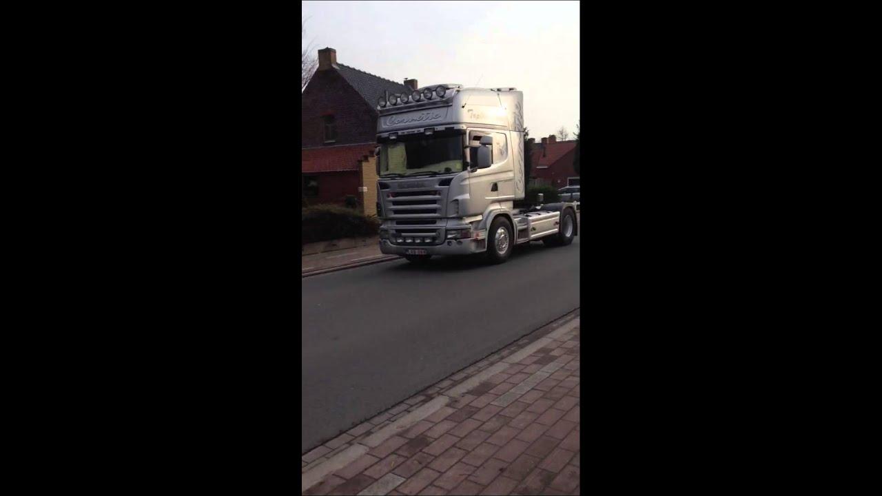 Scania cornette