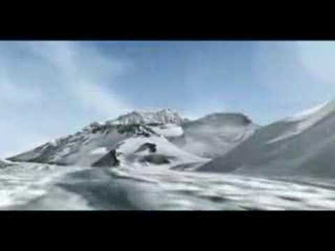 Everest Animation - From Everest: A Climb for Peace Film
