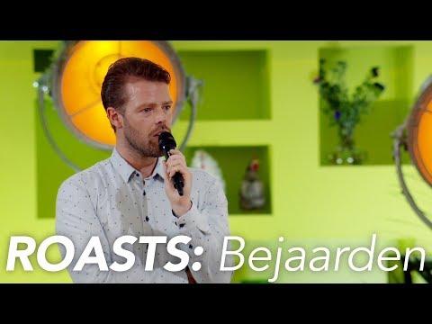 BEJAARDEN ROASTEN met Martijn Koning! | Comedy Central Roasts #8