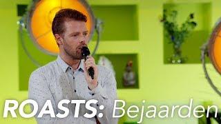 BEJAARDEN ROASTEN met Martijn Koning!   Comedy Central Roasts #8
