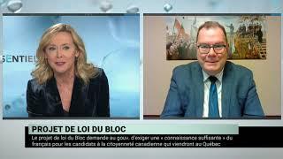 Une connaissance suffisante de la langue française pour obtenir la citoyenneté canadienne au Québec