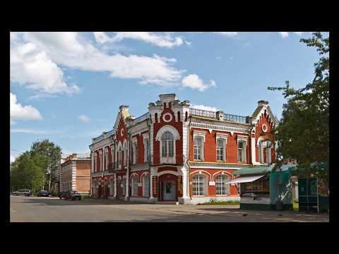 Город Буй Костромской области