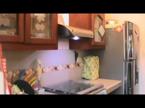 Cómo organizo mi pequeña cocina
