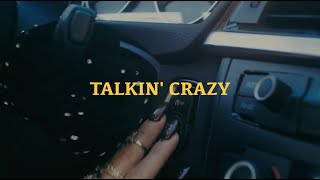 Ashya - Talkin Crazy (Official Music Video)