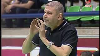 مباراة الاهلى امام الزمالك - دور الـ16 لبطولة كأس مصر لكرة السلة بنتيجة 92-80 ويتأهل لدور الثمانية.