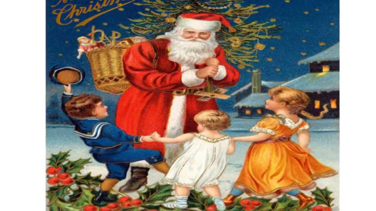 christmas for kids know about christmas celebrations learn about santa claus for children youtube - Christmas Images For Children
