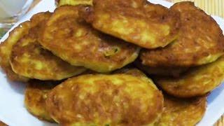 Домашние видео-рецепты - капустные оладьи в мультиварке