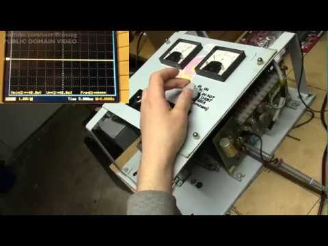 Crude linear PSU repair livestream