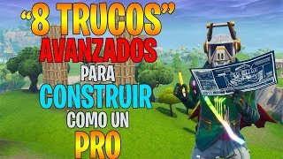 COMO CONSTRUIR COMO UN PRO EN CONSOLA (PS4/XBOX) *TIPS Y TRUCOS* FORTNITE: Battle Royale *Season 6*