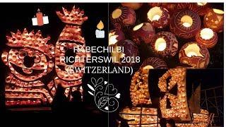 Räbechilbi Richterswil 2018 (Switzerland)