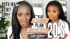 ALL YOU NEED TO KNOW ABOUT PENSIONS & RETIREMENT AND GETTING STARTED EARLY!