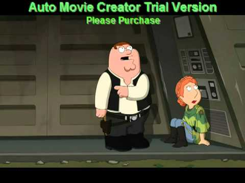 Family Guy its a trap video clip