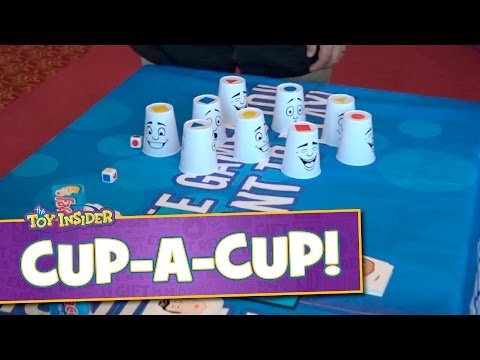 R&R Games' Cup-A-Cup Board Game at Sweet Suite 2015