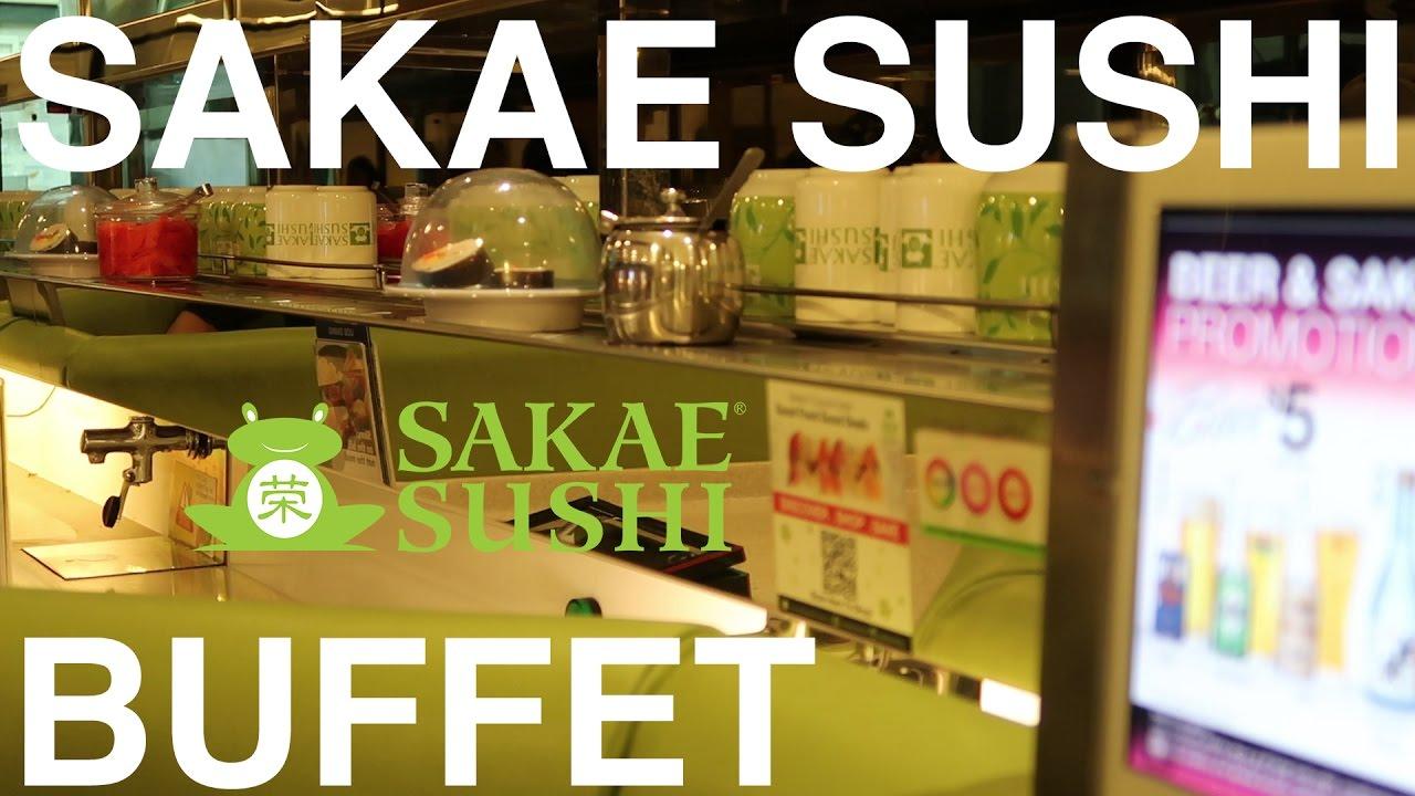 SAKAE SUSHI BUFFET SINGAPORE