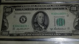 My huge US paper money collection
