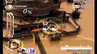 Sky Gunner PS2 Ciel 4th Mission