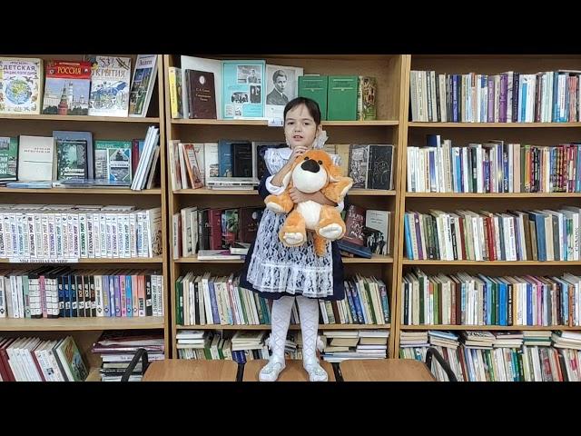 Изображение предпросмотра прочтения – АннаЛежнина читает произведение «Собаке Качалова» С.А.Есенина