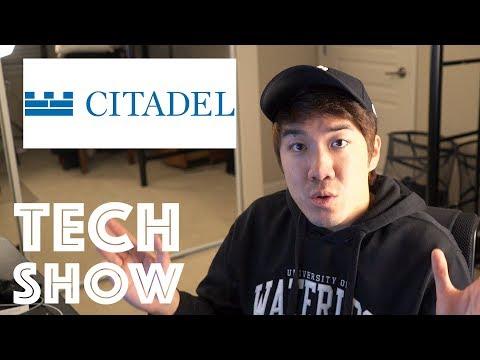 How I Got An Internship At Citadel