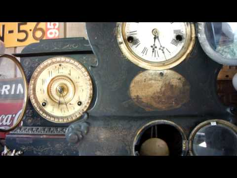 Antique Waterbury Ct Post-Assembly Operational Condition