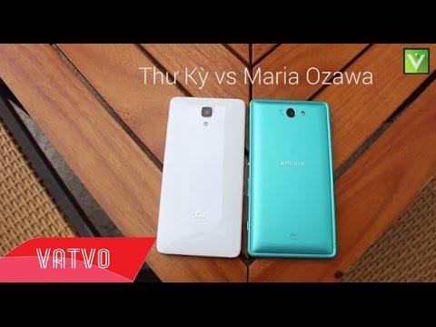 [Review dạo] So sánh Xperia ZL2 và Mi4 - em nào đáng mua hơn