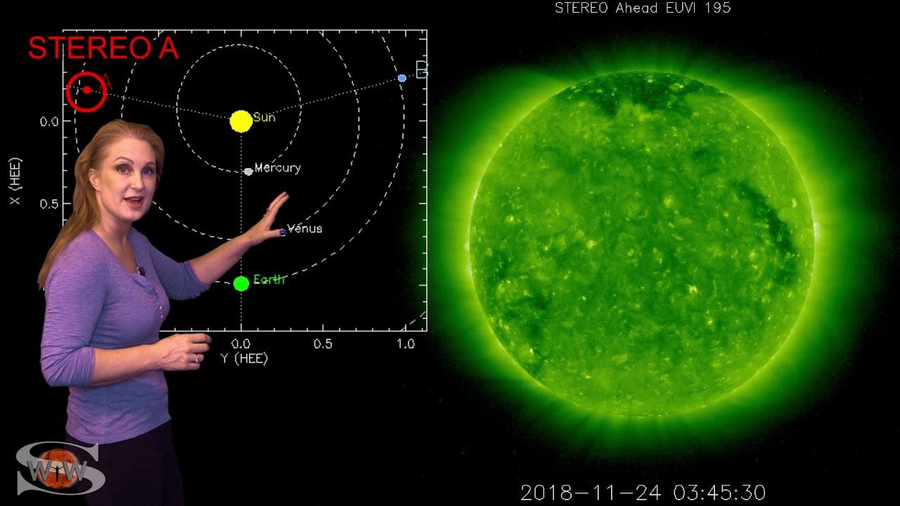 solar storm predictions 2018 - photo #9